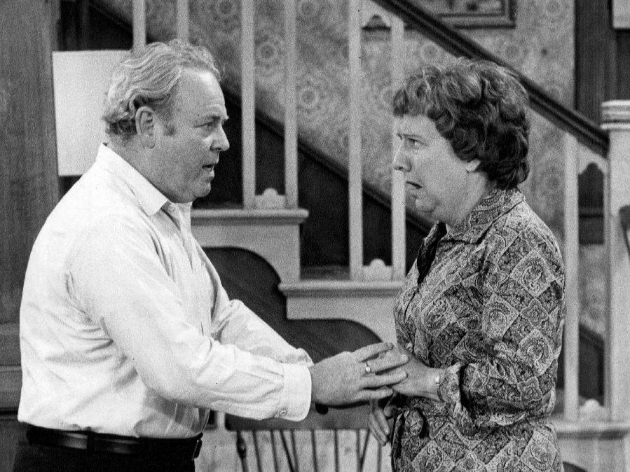 Archie Bunker, says Norman Lear, would be backing Trump.