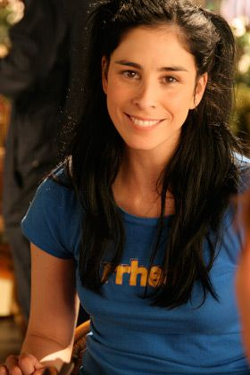 Jewess: In her new book, comedian Sarah Silverman discusses Judaism, her family and her own brand of comedy.