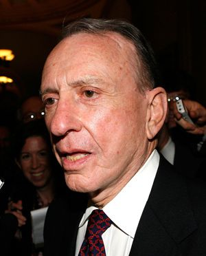 His Way: Arlen Specter supports Israel, and talks to her enemies.