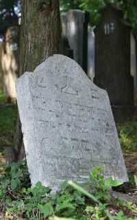 Grave concern: The American cadets also spent time sprucing up a nearby Jewish graveyard.
