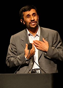 Campus Visitor: The 2007 appearance of Iranian President Mahmoud Ahmadinejad at Columbia University was an example of a lax approach to anti-Semitism.