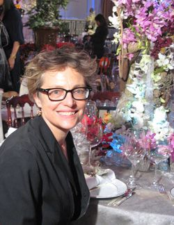 Floral Designs: Chagall?s granddaughter, Bella Meyer, wins a floral design award and shares family memories.