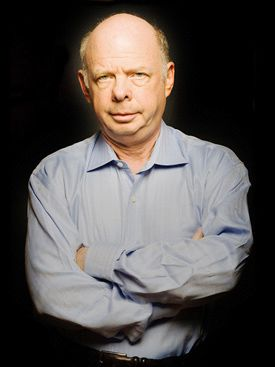 Guiding Spirit: Wallace Shawn brings difficult truths to life.
