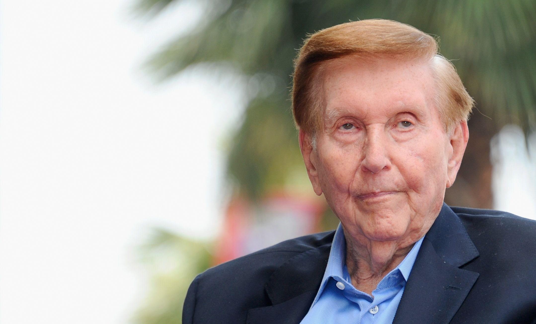 Sumner Redstone resigns as chair of CBS