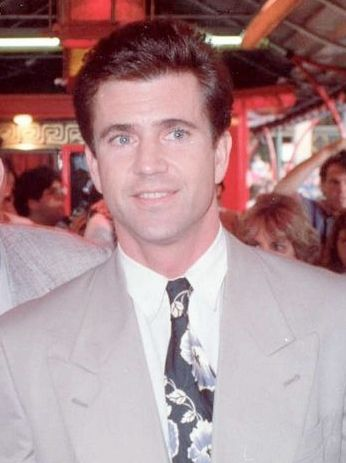 Mel Gibson, before we knew what he thought.
