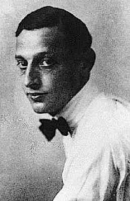 Ernst Kantorowicz circa 1930.