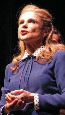 On Stage: Tovah Feldshuh stars in ?Irena?s Vow.?