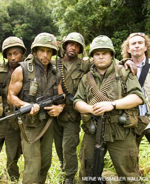 IN POOR TASTE? Ben Stiller?s summer blockbuster hit ?Tropic Thunder? has something to offend almost everyone.