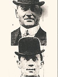 No Remorse: Owners Blanck, top, and Harris were acquitted at trial.