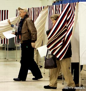EXIT POLLS: Experts believe early voting will make it hard to discern Jewish voting patterns in the exit polls.