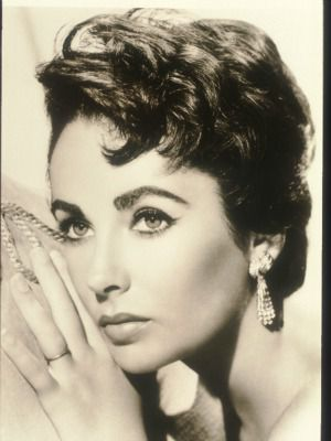 Jeweled Lady: Liz Taylor?s most elegant jewelry will be on display for Oscars week.