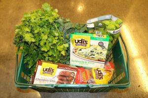 Gluten-free: At Whole Foods in New York?s Union Square, Udi?s is one of numerous brands for wheat-avoiders enjoying a boom.