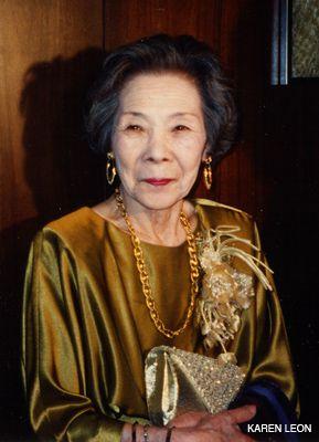 COURAGE: Yukiko Sugihara.