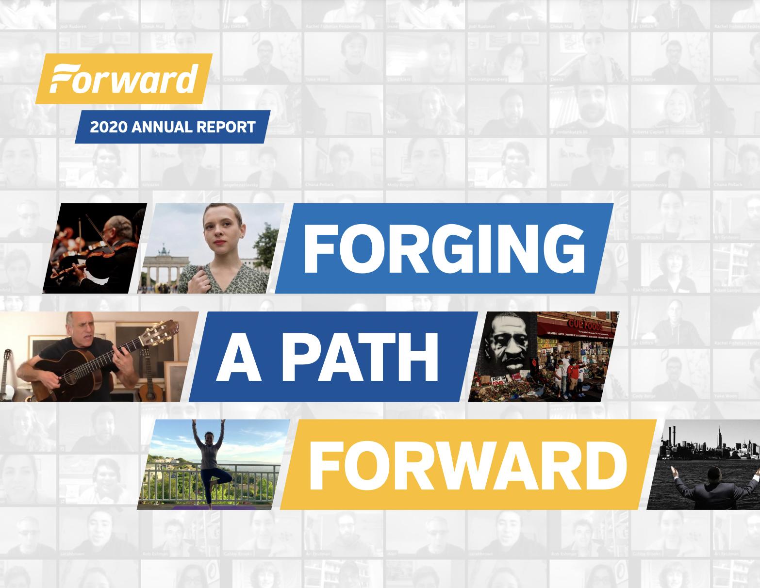 Forward - Forging a Path Forward